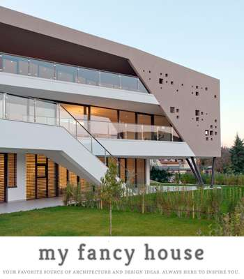 my fancy house