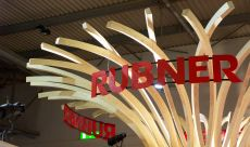 Rubner exhibition stand Made Expo