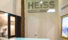 Heiss exhibition stand